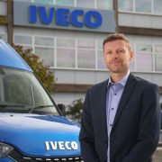 Mike Cutts Iveco's Light Business Line director