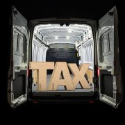 Tax and the van user