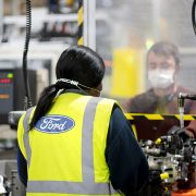 Ford Transit Custom line to include full EV