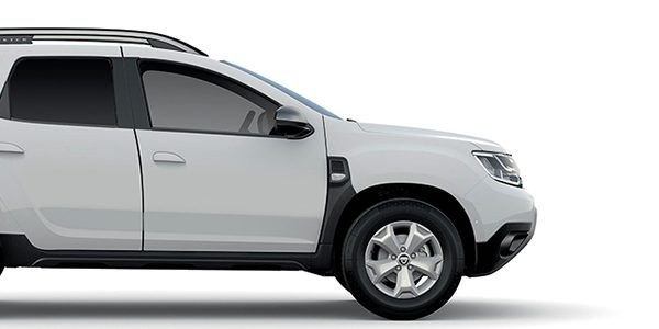 New Duster from Dacia