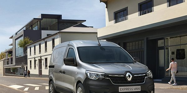 Renault reveals its Express