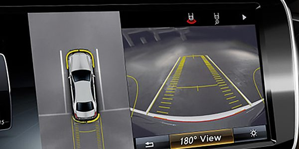 Trailer reversing easier with rear view camera