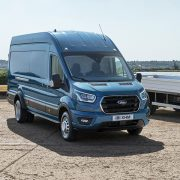 Ford unleashes new heavyweight Transit
