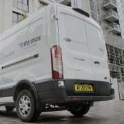 Trial aims to streamline courier service