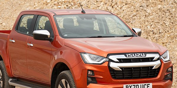New D-Max set to capture increased pick-up share