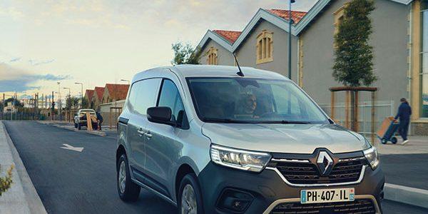 Latest Kangoo 'opens doors' for Renault