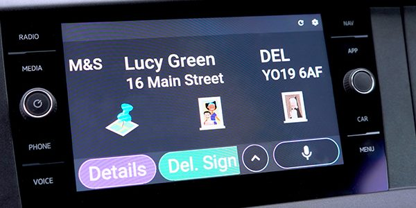 VW and Hermes team-up for optimised deliveries