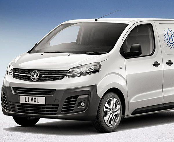 Vauxhall speaking to UK business customers ahead of Vivaro-e Hydrogen launch