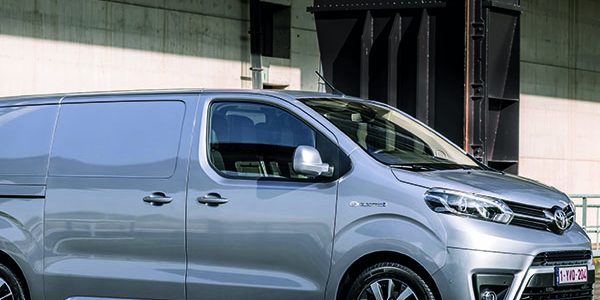 Toyota to launch Proace Electric