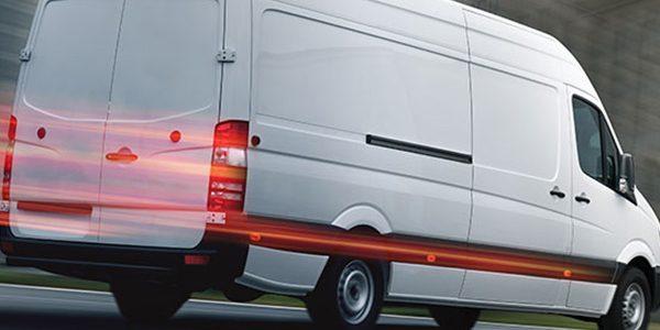 Highest April registrations in history for new van market