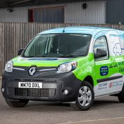 Kent launches 'try before you buy' Electric Van initiative