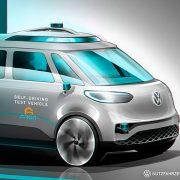 VW and Argo AI trial autonomous driving