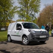 Lambeth Council grows green fleet with Kangoo E-Tech