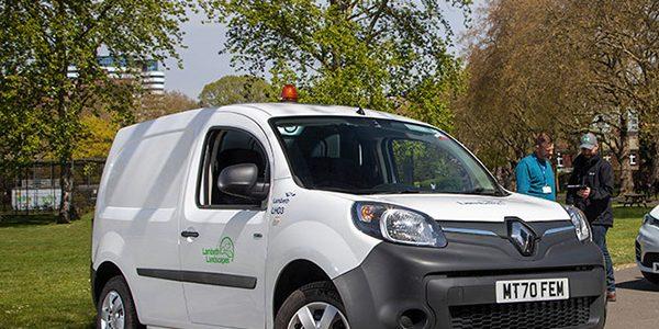 Renault Kangoo E-Tech helps Lambeth Council grow its green fleet