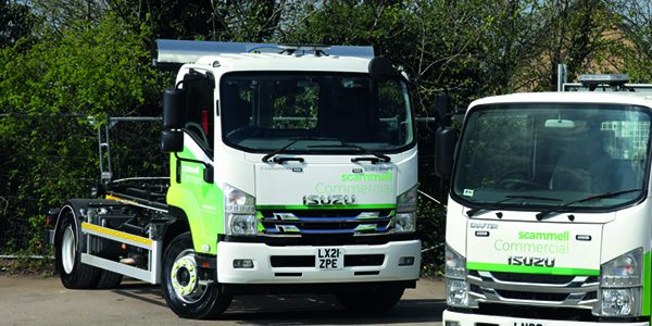 Scammell Commercial adds to municipal leasing fleet