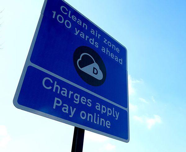 Birmingham Clean Air Zone launches