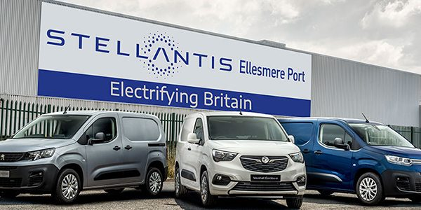 Ellesmere Port to produce solely battery-electric vehicles, starting in 2022