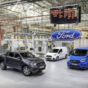 Ford and MS-RT to open new conversion facility at Ford Dagenham