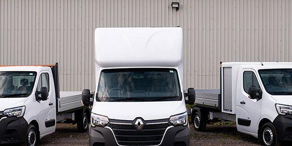 Renault PRO+ announces new Master E-Tech conversions