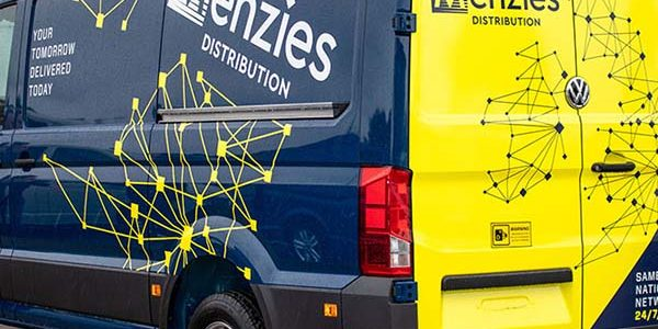 Menzies Distribution takes delivery of new Volkswagen Crafter fleet