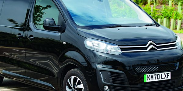 Full Charge: Citroën e-Dispatch