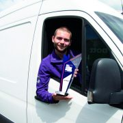 Sam takes home Van Driver of the Year title