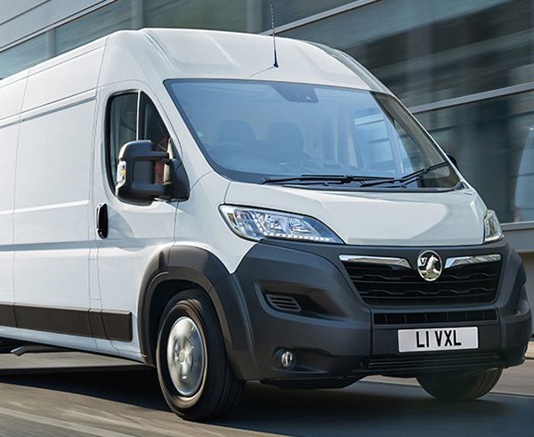 Orders open for Vauxhall's new Movano-e and Movano