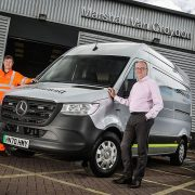Mercedes-Benz Vans launches eSprinter roadside assistance unit