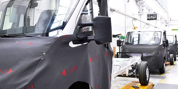 Commercial vehicle output increases for fifth consecutive month