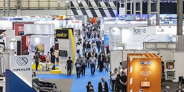 Road transport 'back to business' as 2021 Commercial Vehicle Show opens