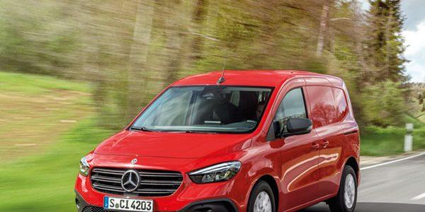 Launch – Mercedes-Benz Citan