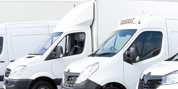 Supply issues hit van sales