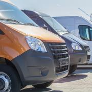 Van values at auction running at record highs