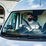 Stress: does the van make the difference?