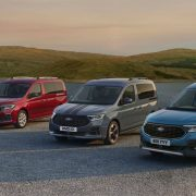 Ford unveils Tourneo Connect Spring 2022