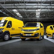 Vauxhall is UK's best-selling electric LCV manufacturer