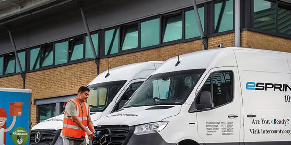 Hermes plugs in to Sprinter