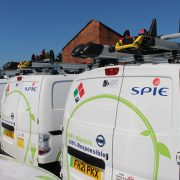 Spie extends electric option